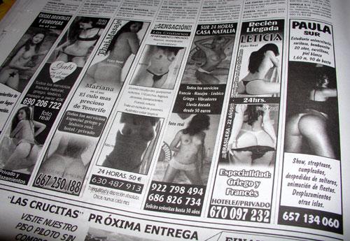 imagenes de trata de mujeres prostitutas callejeras castellon