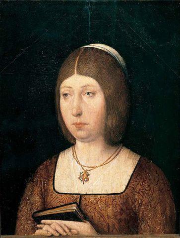 Isabel de Castilla